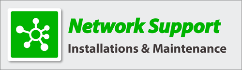 Network installation and maintenance Lancashire, Cumbria and The Dales